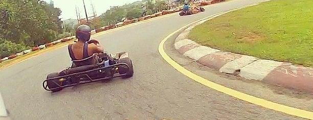Phuket Racing Kart is one of Phuuu.