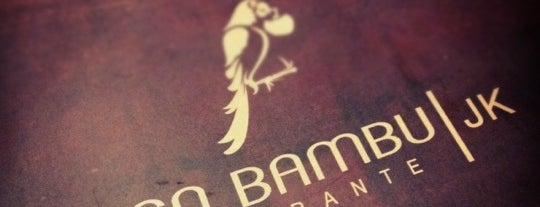 Coco Bambu is one of Incríveis Restaurantes de SP.