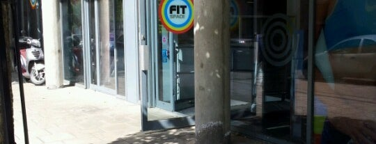 FitSpace Islington is one of Get Fit in London.