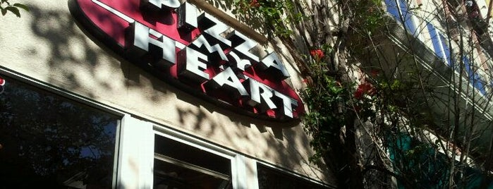 Pizza My Heart is one of Santa Cruz awesome spots.