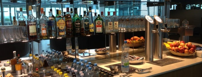 Lufthansa Business Lounge B West is one of Global Pints Society.