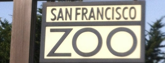 San Francisco Zoo is one of Gespeicherte Orte von O.
