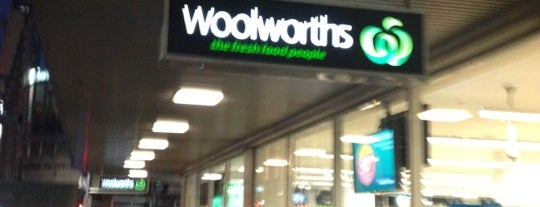 Woolworths is one of Aslihan Berna: сохраненные места.