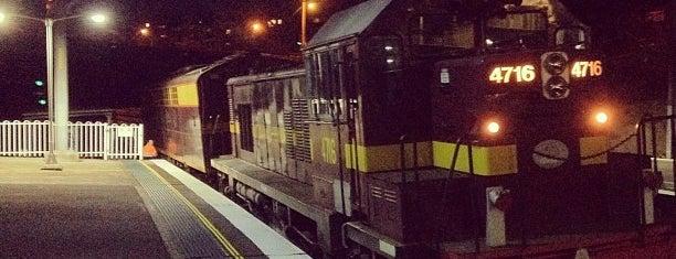 Allawah Station is one of Sydney Train Stations Watchlist.