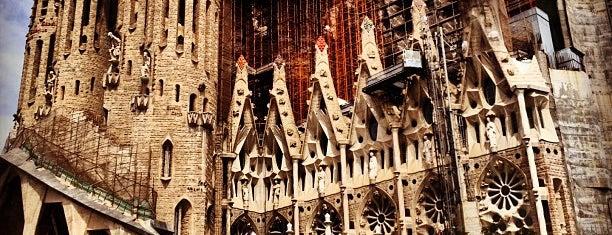 Templo Expiatorio de la Sagrada Familia is one of Barcelona City Guide.