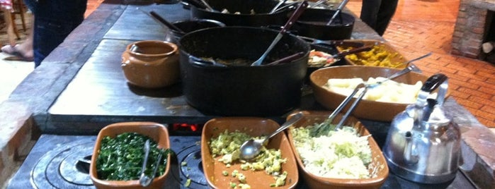 Restaurante Dodô is one of Gastronomia.