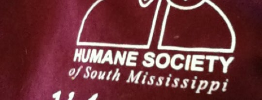 Humane Society Of South Mississippi is one of Lugares favoritos de Gulfport Biloxi.