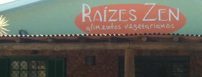 Raízes Zen is one of Veggie!.