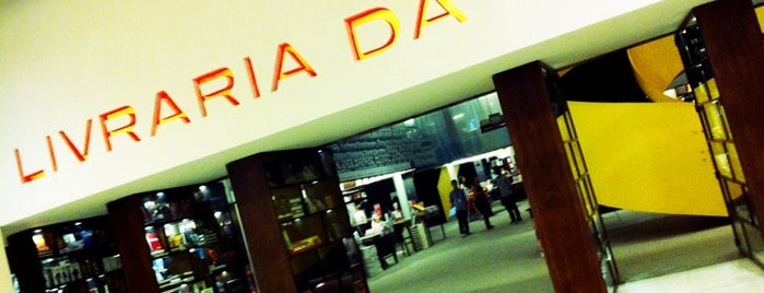 Livraria da Vila is one of Eu super recomendo - SP.
