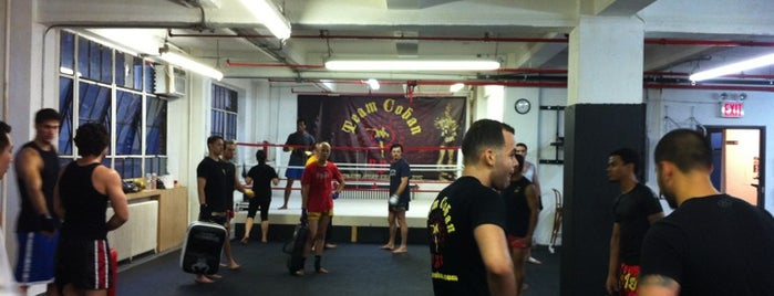 Coban's Muay Thai Camp is one of Posti che sono piaciuti a Ishan.