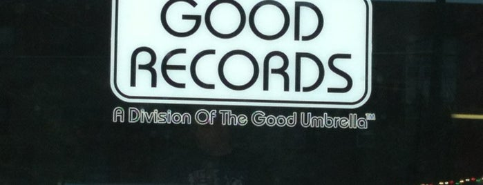 Good Records is one of Dallas Observer.