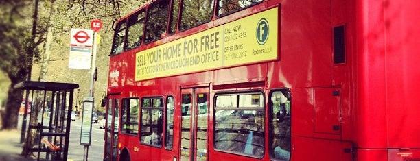 London is one of Trips / London.