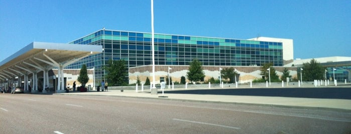 Springfield-Branson National Airport (SGF) is one of Airports been to.