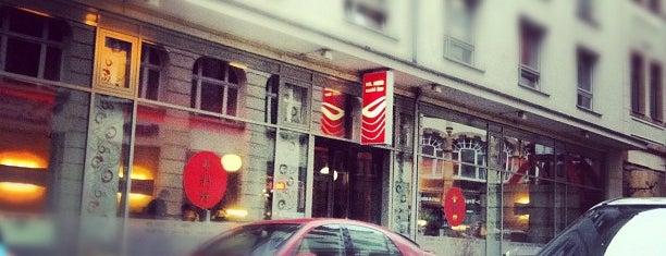 Mr. Moto Sushi Bar is one of Leipzig.