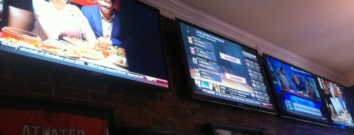 Penn Quarter Sports Tavern is one of Washington, D.C.'s Best Sports Bars - 2013.