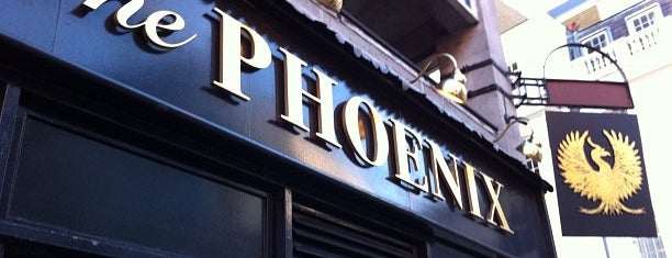 The Phoenix is one of Posti che sono piaciuti a Ralph.