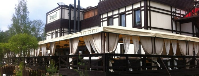 Stroganoff Bar & Grill is one of RestoUp Top (1200 - 2500 руб), СПб.