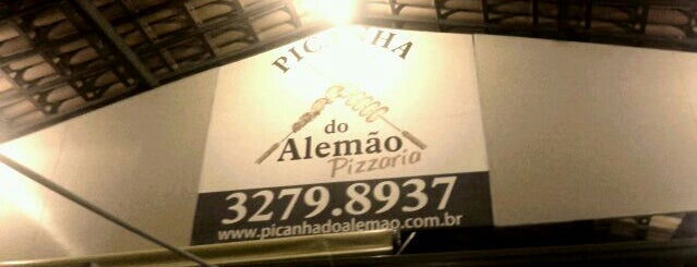 Picanha do Alemão is one of Fernandoさんの保存済みスポット.