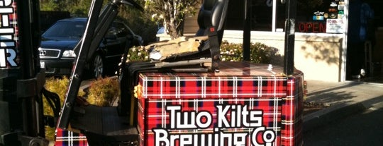 Two Kilts Brewing Co is one of Oregon Brewpubs.