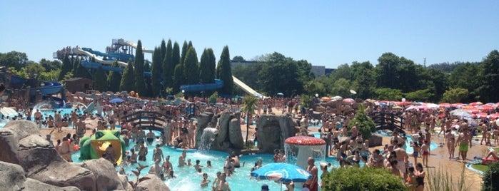 Aquapark is one of สถานที่ที่บันทึกไว้ของ jose.