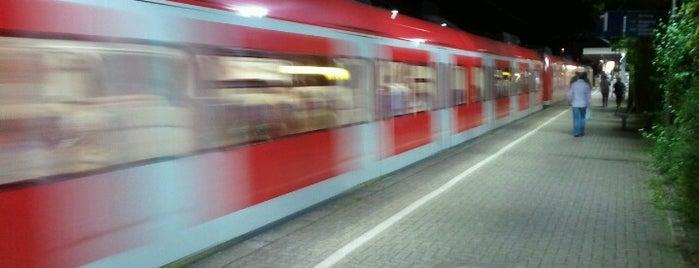 S Düsseldorf-Gerresheim is one of Tempat yang Disimpan Merve.