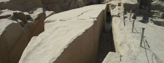 The Unfinished Obelisk is one of World Ancient Aliens.