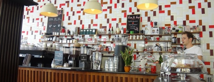 Café Labath is one of Belgium Coffeebars.
