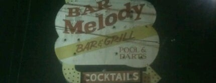 Melody Bar and Grill is one of Oldest Los Angeles Restaurants Part 1.