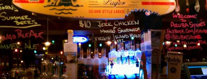 Aruba Steve's is one of Providence.