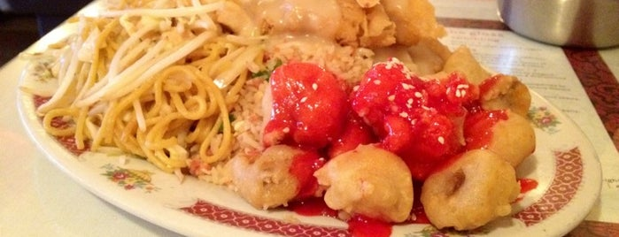 Mandarin Garden is one of Eastside Places To Try.