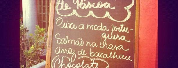 Chefia Restaurante is one of Tempat yang Disukai Olivia.