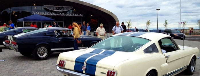 LeMay - America's Car Museum is one of Bucket List for Gearheads.
