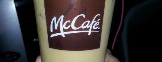 McDonald's is one of Nytehype'nin Kaydettiği Mekanlar.