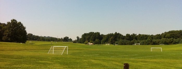 Shank Park is one of Andrea : понравившиеся места.