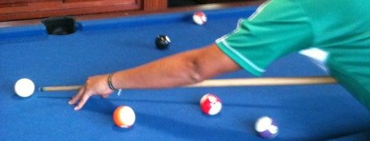 Billiard's time is one of Donovan: сохраненные места.