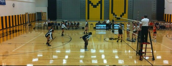 Metea Valley High School is one of High Schools I Referee.