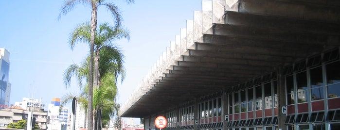 Terminal Rodoviário Governador Israel Pinheiro is one of Meus locais preferidos.