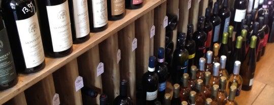 Bossche Wijnkoperij is one of Locais salvos de Belinda.