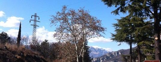 Passo San Giovanni is one of Bolzano-dro tra ciclabili, musei e teatro.