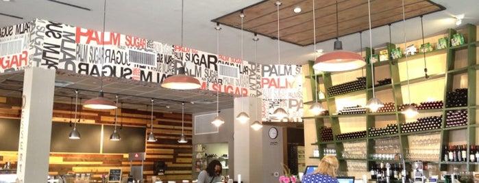 Palm Sugar is one of Agnes : понравившиеся места.