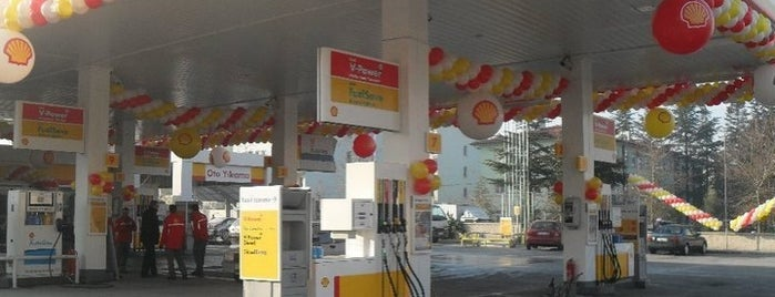 Shell is one of MeSuTさんのお気に入りスポット.