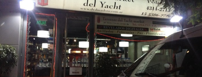 Terrazas Market del Yacht is one of BA.
