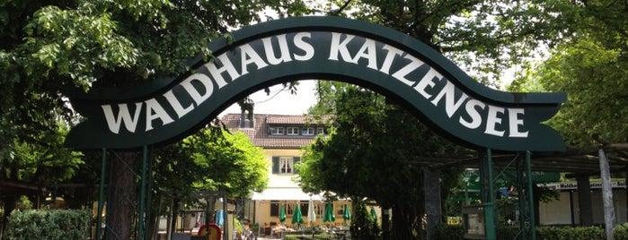 Waldhaus Katzensee is one of Zurich Kids.