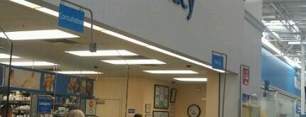 Walmart Supercenter is one of Tempat yang Disukai h.
