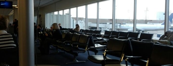 Gate C33 is one of Trip To Washington DC.