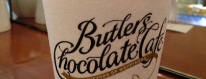 Butlers Chocolate Café is one of Cork Places To Visit.