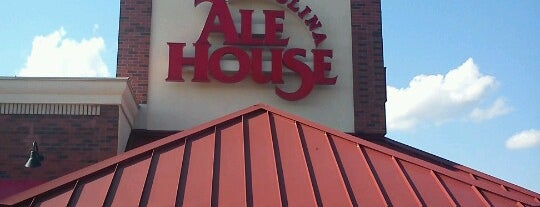 Carolina Ale House is one of Hurricanes Restaurants and Bars.