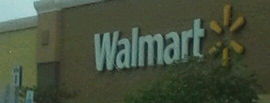 Walmart Supercenter is one of Orte, die Dawn gefallen.