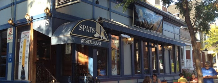 Spat's Pub Restaurant is one of Bars in Rhode Island to watch NFL SUNDAY TICKET™.