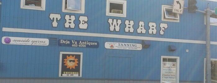 The Wharf is one of Alaska Trip.